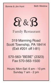 B&B Family Restaurant