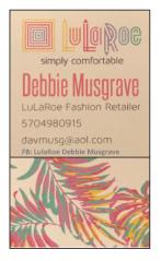 Debbie Musgrave
