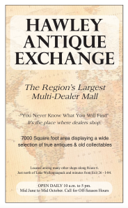 Hawley Antique Exchange
