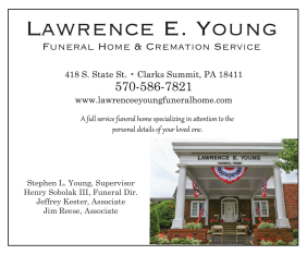 Lawrence E Young Funeral Home