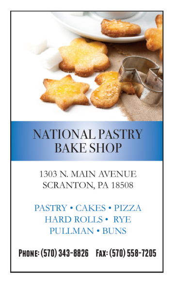 National Pastry Bake Shop