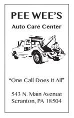Pee Wee's Auto Care Center