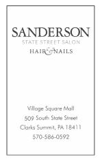 Sanderson Salon