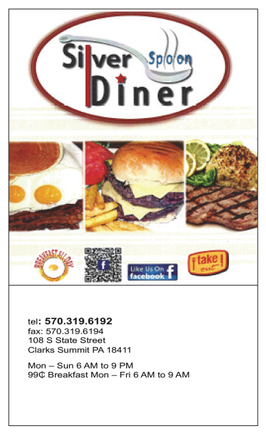 Silver Spoon Diner