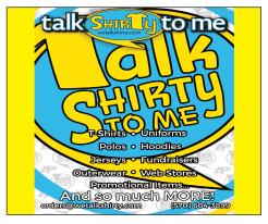 Talk Shirty to me