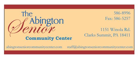 The Abington Senior Center